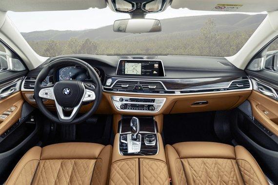 Gamintojo nuotr./BMW 7