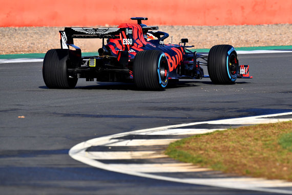 Red Bull Content Pool nuotr./RB15 bolidas