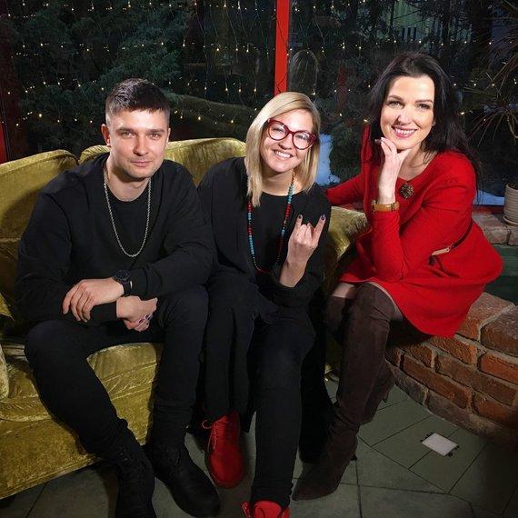 TV3 nuotr./Karolis Talutis, Kristina Jurevičiūtė ir Kristina Rimienė