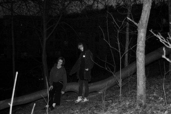 Asmeninio albumo nuotr./Lucid Kidd ir Lil Skar