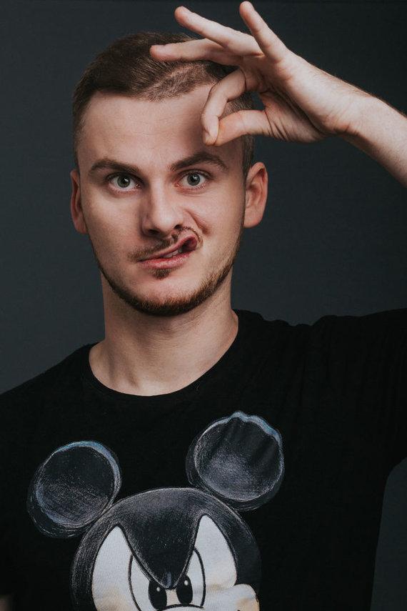 Asmeninio albumo nuotr./Zigmantas Baranauskas