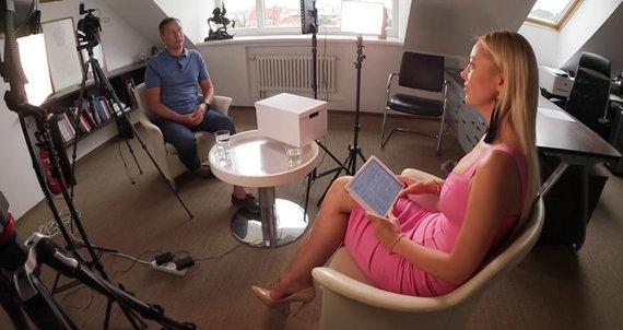 TV3 nuotr./Artūro Zuoko interviu