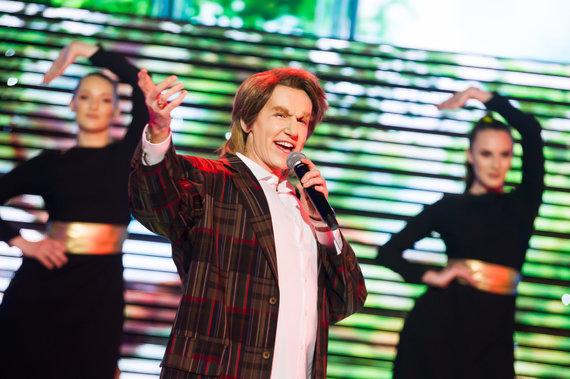 Dovydo Beržinio nuotr./Katažina Zvonkuvienė – Vytautas Šustauskas
