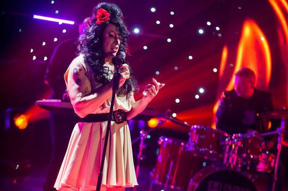 Dovydo Beržinio nuotr./Egidijus Sipavičius – Amy Winehouse