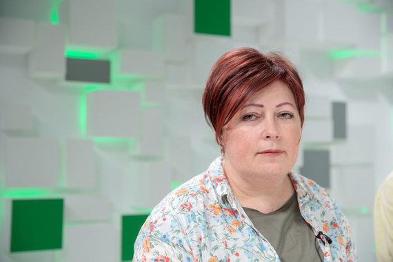 Josvydo Elinsko / 15min nuotr./15min studijoje : Linas Slušnys ir Kristina Mišinienė