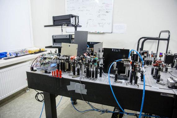 Josvydo Elinsko / 15min nuotr./Ekskursija po Fizinių ir technologijos mokslų centrą (FTMC)