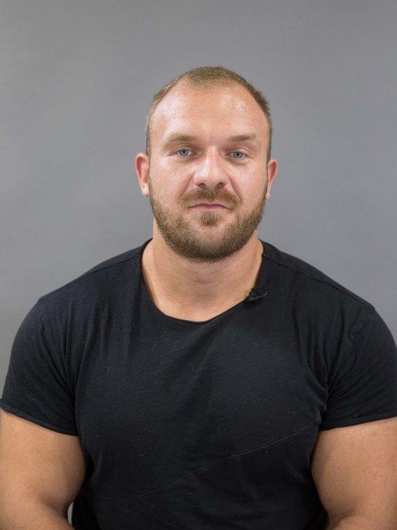 Josvydo Elinsko / 15min nuotr./Vytautas Medineckas – Ironvytas
