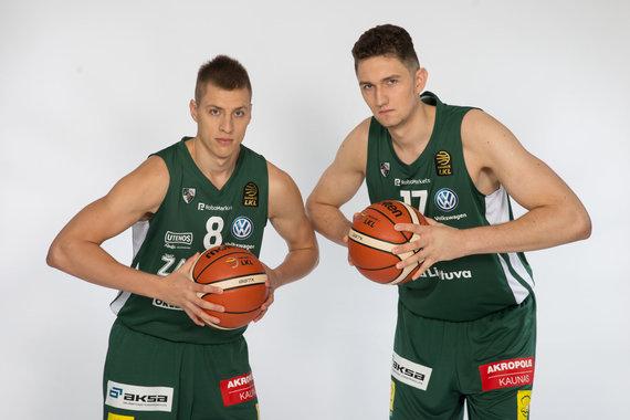 Josvydo Elinsko / 15min nuotr./Donatas Sabeckis ir Laurynas Birutis