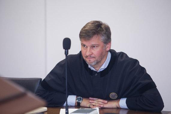 Josvydo Elinsko / 15min nuotr./Advokatas Remigijus Merkevičius