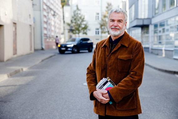 Josvydo Elinsko / 15min nuotr./Wielandas Specksas