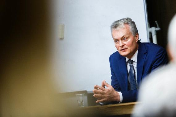 Josvydo Elinsko / 15min nuotr./Gitanas Nausėda