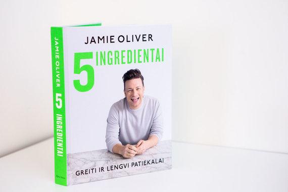 "Josvydo Elinsko / 15min nuotr./Jamie Oliver ""5 ingredientai"""