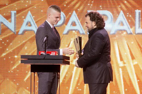 Josvydo Elinsko / 15min nuotr./LTOK geriausių Lietuvos sportininkų apdovanojimai