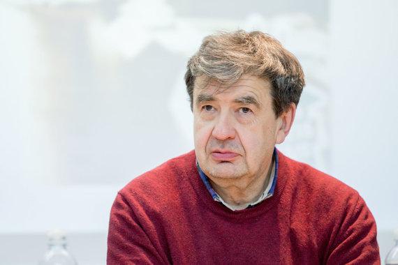 Josvydo Elinsko / 15min nuotr./Vytautas Ališauskas
