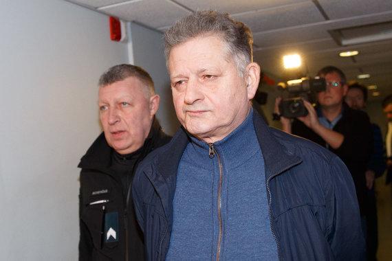Josvydo Elinsko / 15min nuotr./Valdimaras Bavėjanas