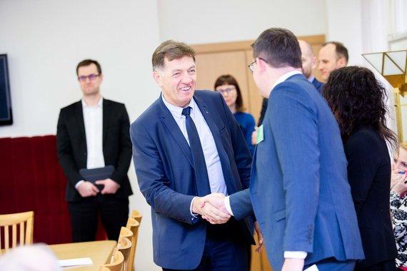 Josvydo Elinsko / 15min nuotr./Algirdas Butkevičius