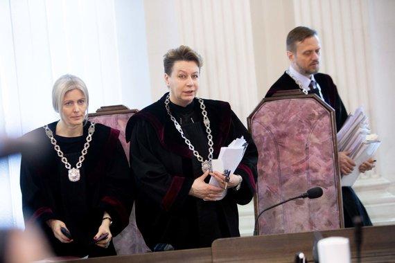 """Josvydo Elinsko / 15min nuotr./""""MG Baltic"""" teismas"""