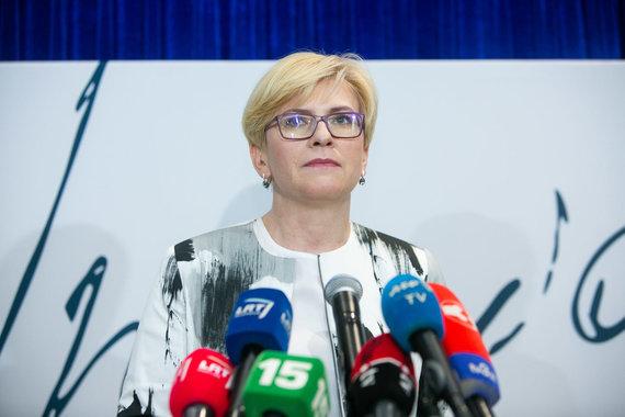 Josvydo Elinsko / 15min nuotr./Ingrida Šimonytė