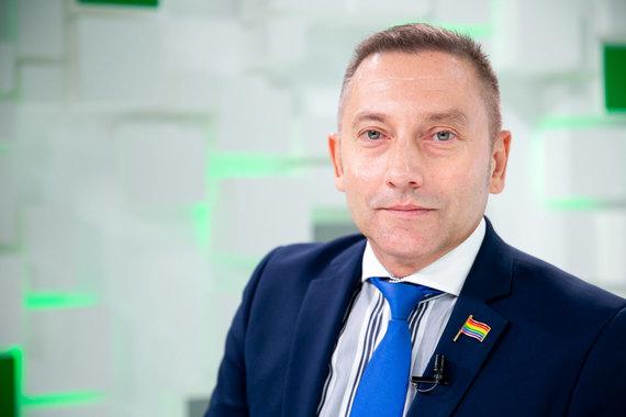 Josvydo Elinsko / 15min nuotr./Vladimiras Simonko