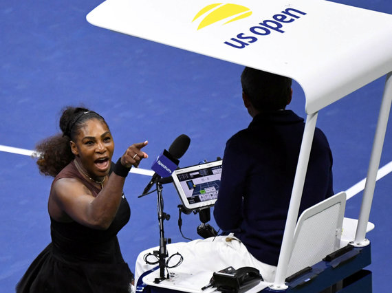 """Reuters""/""Scanpix"" nuotr./Serena Williams"