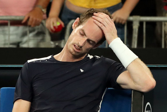 """Reuters""/""Scanpix"" nuotr./Andy Murray"