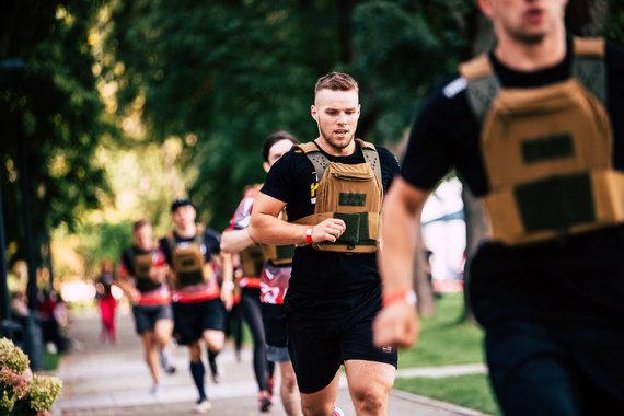 "Manto Repečkos nuotr./""Lithuanian Fitness Challenge"""