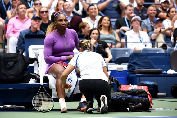 "AFP/""Scanpix"" nuotr./Serena Williams"