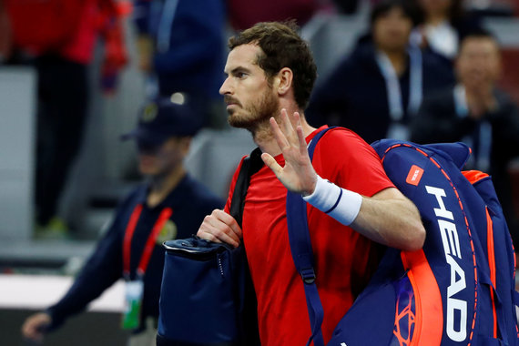 """""""Reuters""""/""""Scanpix"""" nuotr./Andy Murray"""