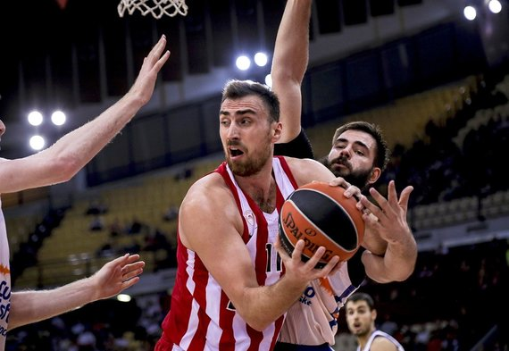 Euroleague.net nuotr./Nikola Milutinovas