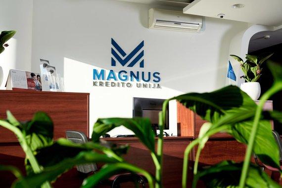"MAGNUS kredito unijos nuotr./Kredito unija ""Magnus"""