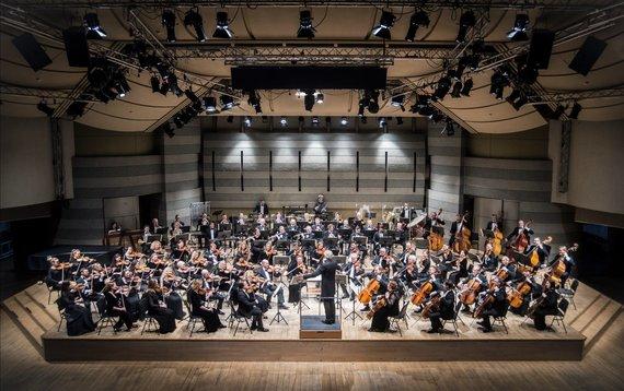 D.Matvejevo nuotr./Lietuvos valstybinis simfoninis orkestras
