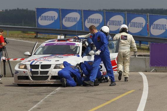 Organizatorių nuotr./Išskirtiniai automobiliai – būtinas 1006 km lenktynių atributas