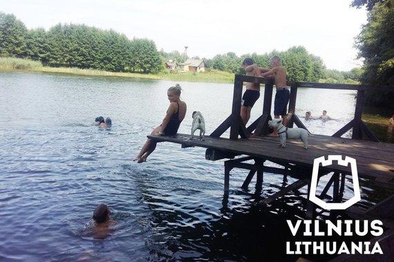 Organizatorių nuotr./Vaikų vasaros stovykla