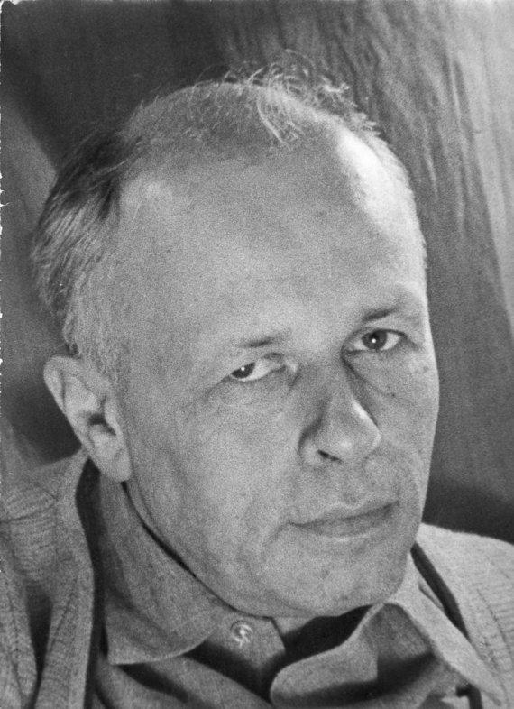 A.Sacharovo instituto nuotr./Andrejus Sacharovas