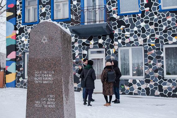 G.Žaltauskaitės nuotr./M.Ridnyi: neįmanoma likti socialinės ir politinės tikrovės nuošalyje