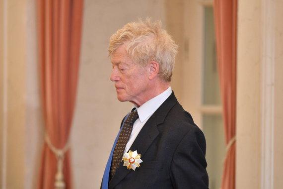Kancelaria Sejmu/Łukasz Błasikiewicz nuotr./Rogeris Scrutonas