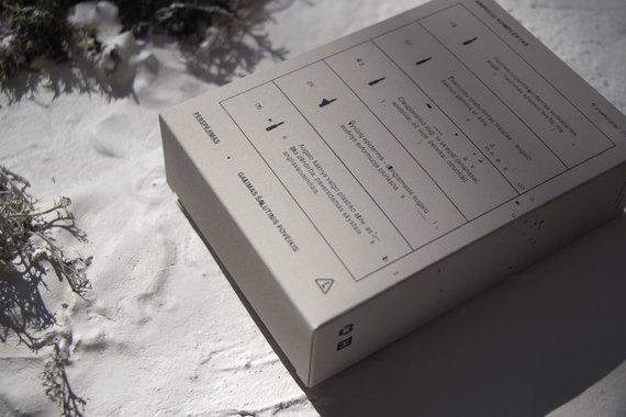 """Organizatorių nuotr./Saulė Kašėtaitė sukūrė spekuliatyvaus dizaino projektą """"Augalo Utopija"""""""