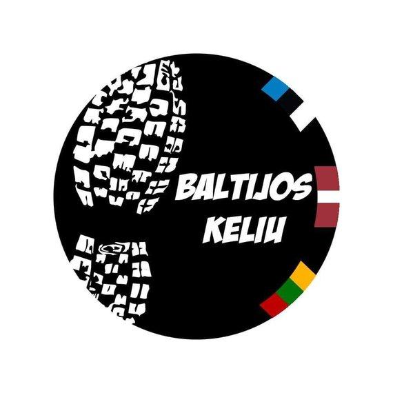 Organizatorių nuotr./Baltijos keliu