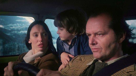 """IMDB nuotr./Kadras iš filmo """"Švytėjimas"""""""