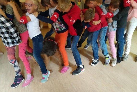 Maltiečių nuotr./Jau rugsėjis – maltiečiai primena, kad stokojantiems vaikams vis dar reikia pagalbos