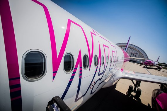 """Wizz Air"" nuotr./""Wizz Air"""