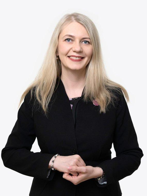 asmeninio albumo nuotr./Prof. dr. Natalja Fatkulina