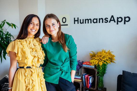 Organizatorių nuotr./Ieva Swan ir Rasa Jusionytė