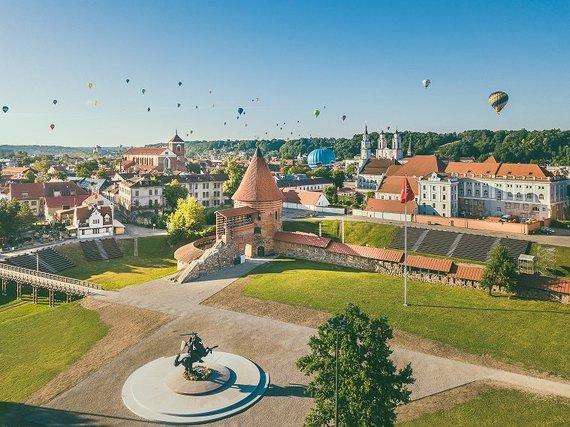 """A.Aleksandravičiaus, """"Kaunas IN"""" /Kauno senamiestis"""