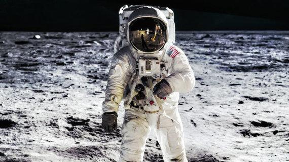 """Shutterstock nuotr./M.Hamilton – """"Apollo"""" misijų inžinierė"""