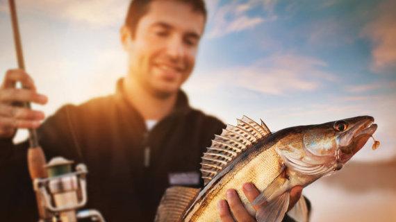 Shutterstock nuotr./Kad žūklė būtų lengvesnė: išmaniosios programėlės rezultatyviai žvejybai