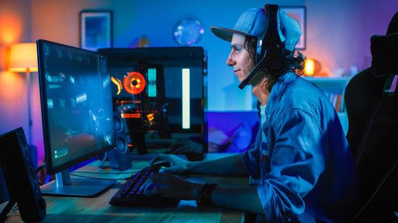 """Shutterstock nuotr./Kaip išnaudoti visas žaidimų platformos """"Steam"""" galimybes?"""