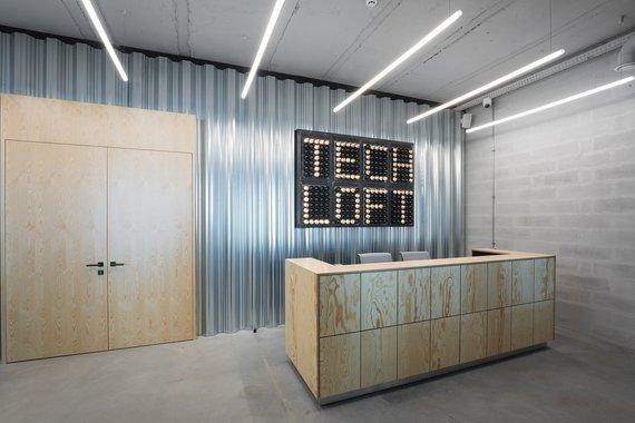 Tech Loft Environment