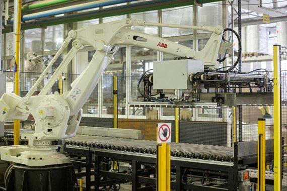 Robotex Klaipėda. Photo Robotex