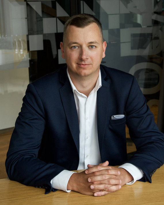 Andrius Uždavinys, EAM Fund Manager @EIKA